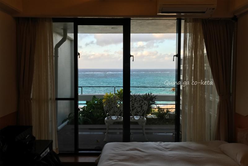 ムーンビーチパレスホテルの洋室ツインルーム