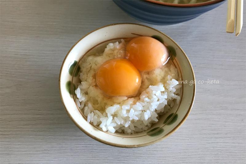 沖縄旅行の自炊朝メシ