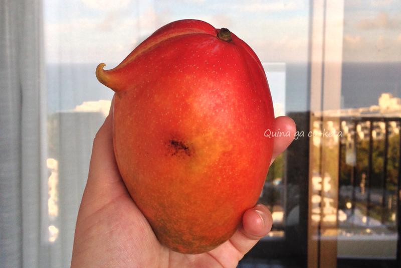 沖縄の夏といえばマンゴー(2015年7月15日)