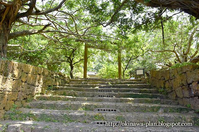 南山グスク跡(糸満市大里)