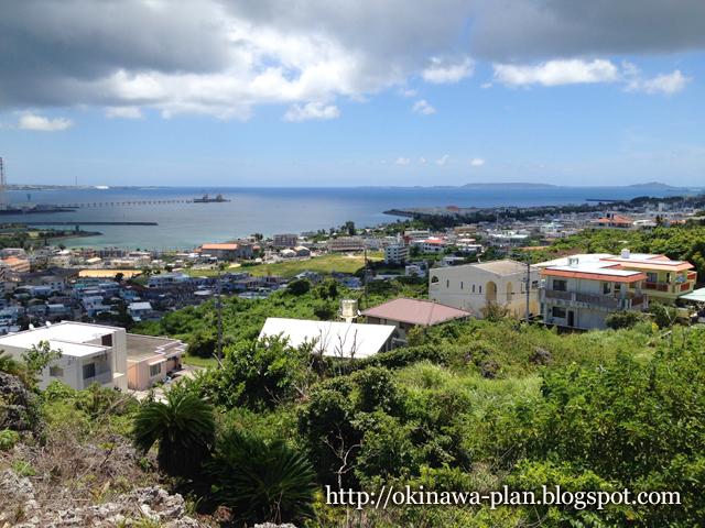 沖縄本島の史跡めぐり(伊波グスクからの絶景/うるま市石川伊波)
