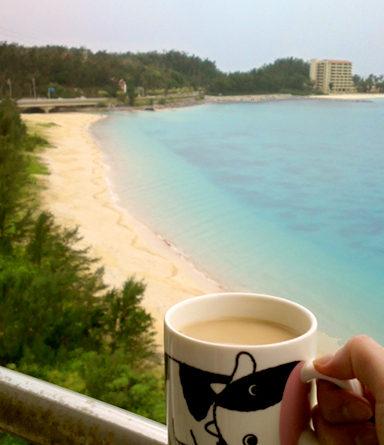 沖縄の紅茶事情