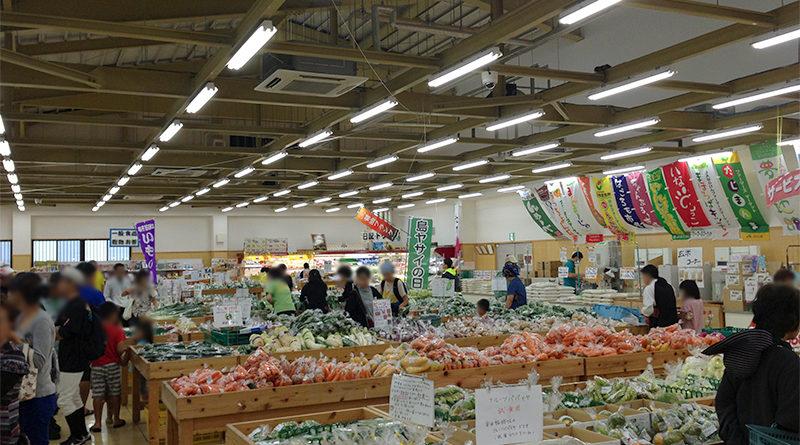 6周年祭で賑わうゆんた市場