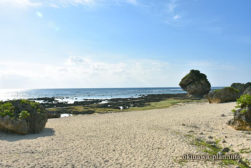 ぐしちゃん浜