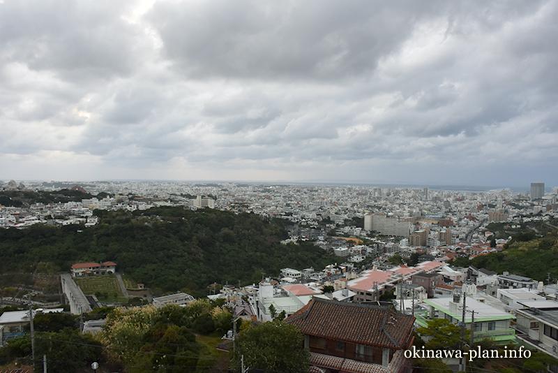 沖縄本島の見晴らしがいい場所(崎山公園/那覇市)