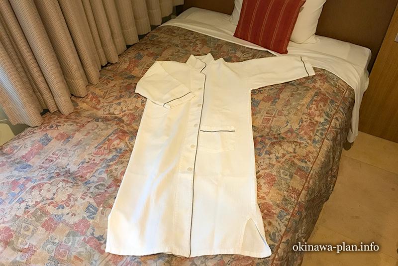 サンパレス球陽館のパジャマ