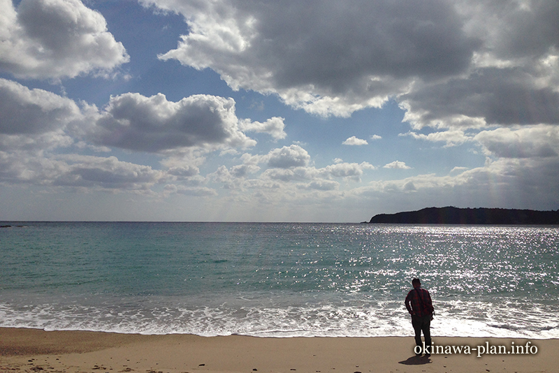 12月の沖縄の天気(2016年12月25日12:59東村・サンライズひがし付近)