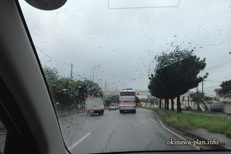 12月の沖縄の天気(2016年12月27日9:53沖縄県中頭郡読谷村付近)