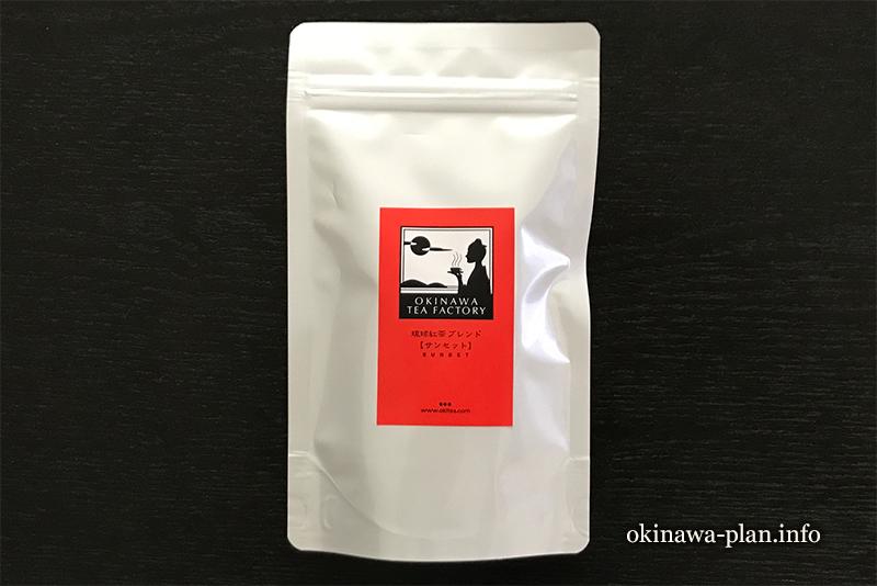 琉球紅茶サンセットティー