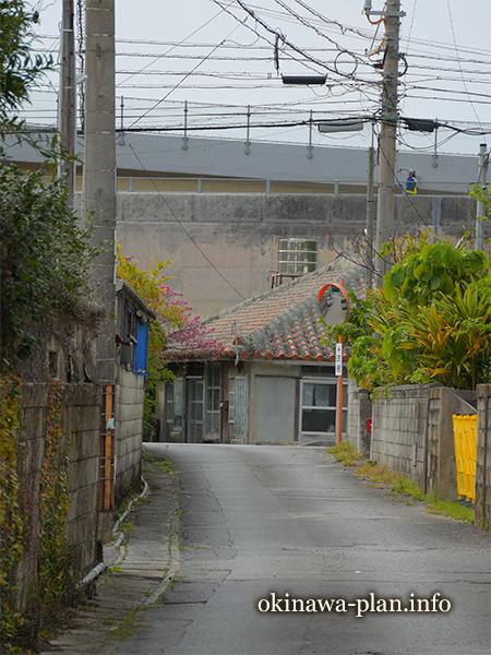 許田の集落