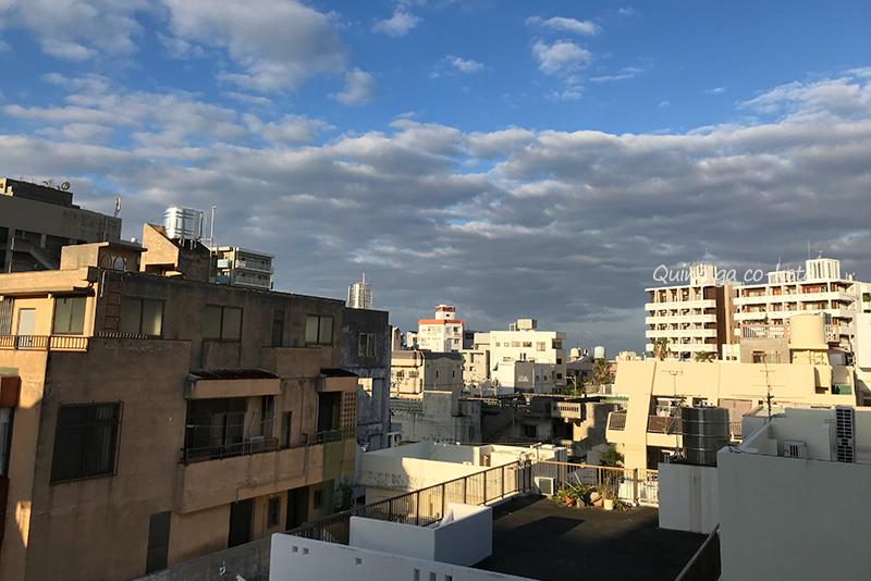 住みんちゅホテル前島の眺望【那覇市前島】