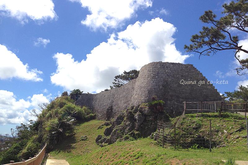 浦添市の史跡や御嶽の地図