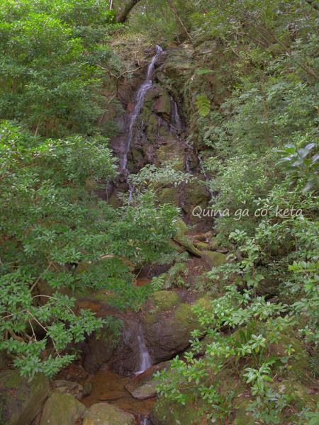 ホテル・ハイビスカスロケ地-安波の滝